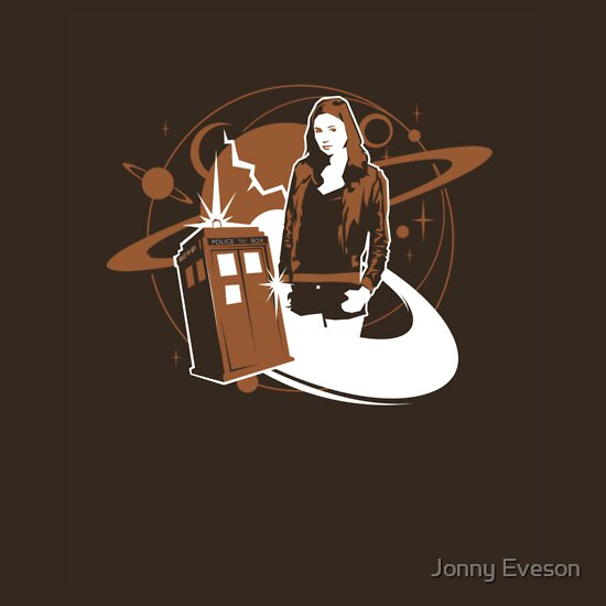 TShirtGifter presents: Amy Pond Shirt