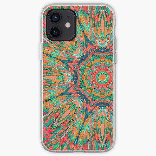 Kaleidoscope - WowsersCheckerboard iPhone Soft Case