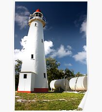Heritage Listed Light House  Poster