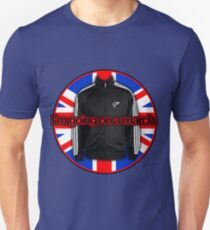 I'm going on a march - UK Flag T-Shirt