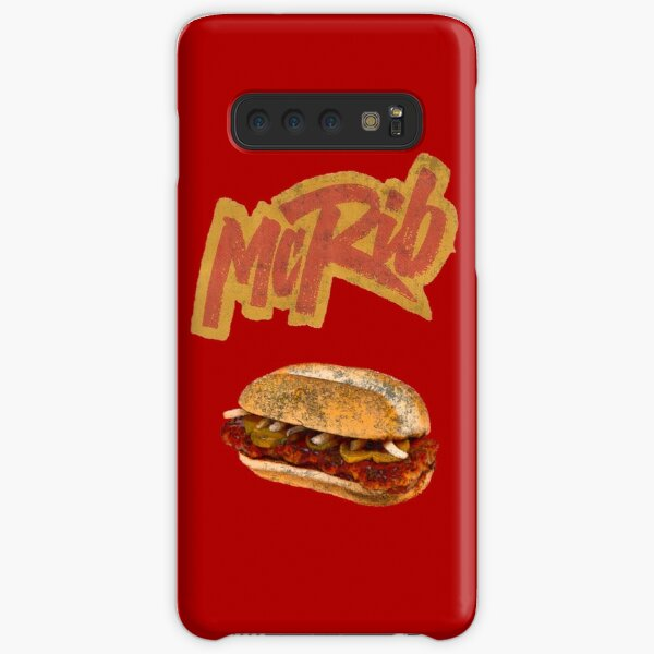 The McRib Is Back! Samsung Galaxy Snap Case