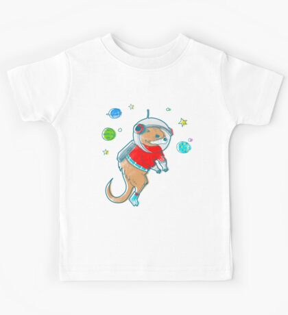 Otter Space  Kids Clothes