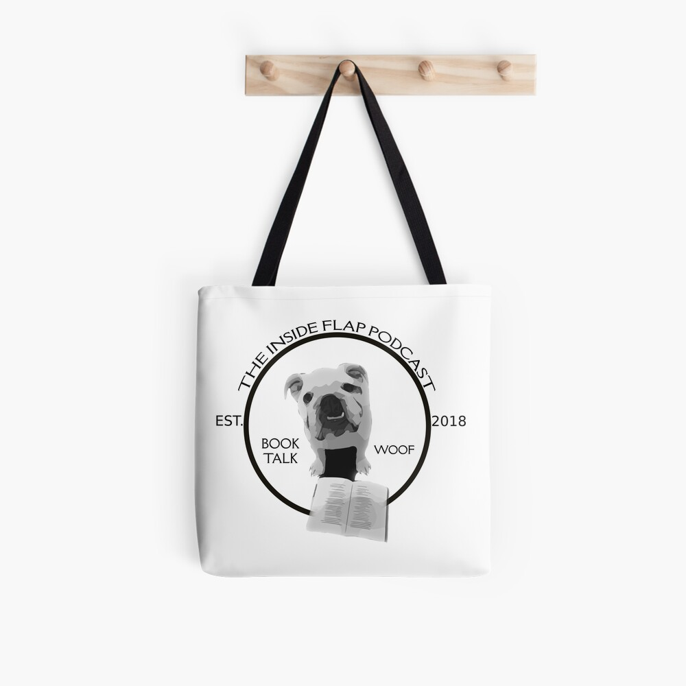The Inside Flap Podcast Tote Bag