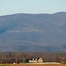 blue ridge mountains by demie allen