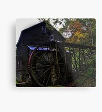 Bush Mill, Virginia Metal Print