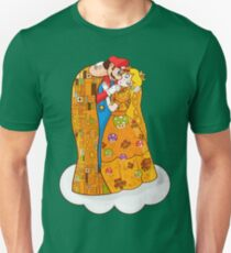 """The """"about to"""" Kiss T-Shirt"""