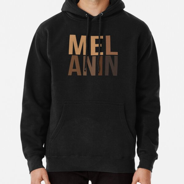 African American Design for Black History Lovers Pullover Hoodie