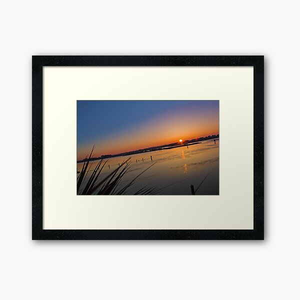 Look at it This Way Framed Art Print