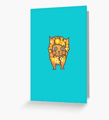 Lee-on Greeting Card