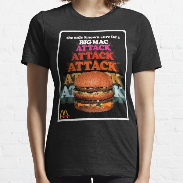 Big Mac Attack Essential T-Shirt
