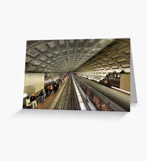 The Metro Greeting Card