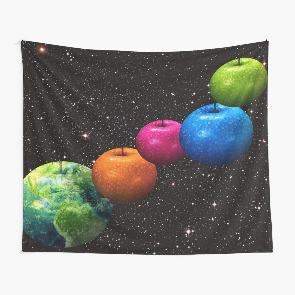 Apple system Wall Tapestry