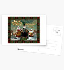 Tis the Season to be Jolly  Postcards