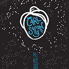 Carl Sagan: Pale Blue Dot by creativepanic