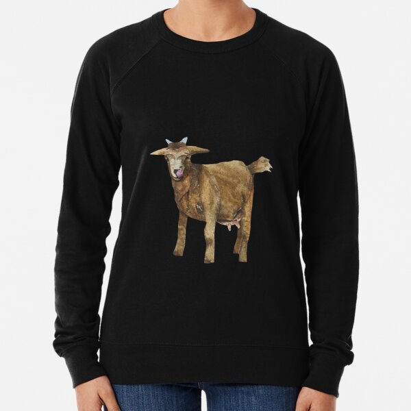 GOAT Lightweight Sweatshirt