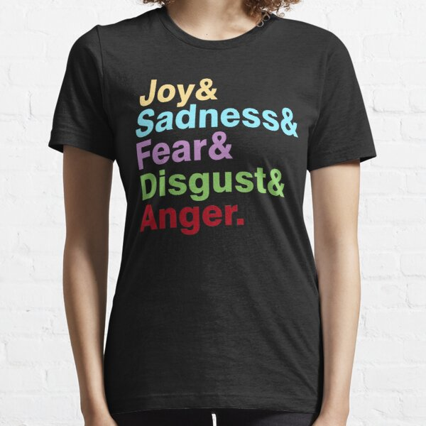 The Emotions Essential T-Shirt