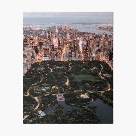 NEW YORK NEW YORK Art Board Print