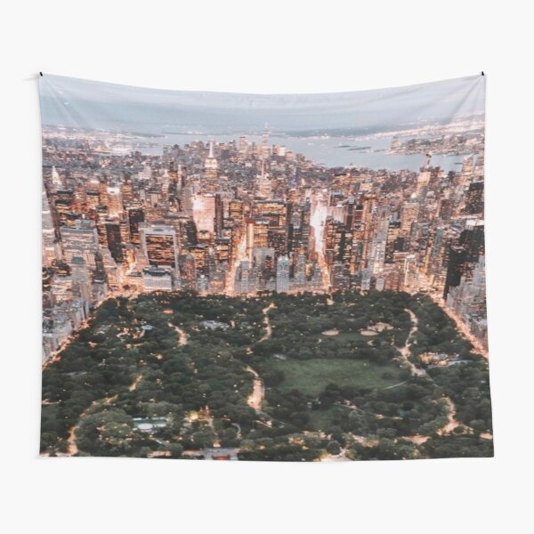 NEW YORK NEW YORK Tapestry