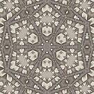 Light Industry 2 Kalo Pattern Design by Jenny Meehan by JennyMeehan