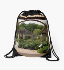 Garden Entrance  ^ Drawstring Bag