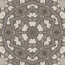 Light Industry 4 Kalo Pattern Design by Jenny Meehan by JennyMeehan