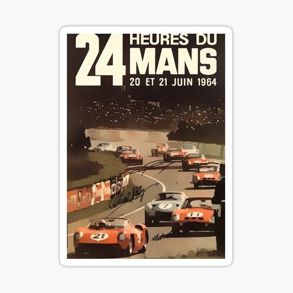 Le Mans 1964 Sticker