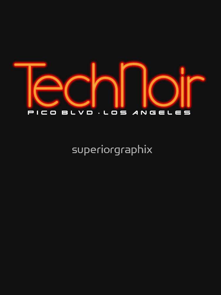 Tech Noir | Unisex T-Shirt