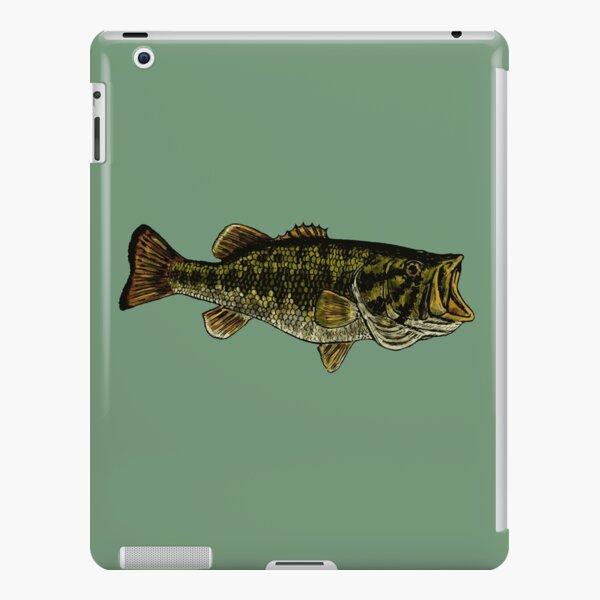 Bass Fish iPad Snap Case