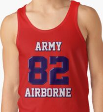 Army 82 Airborne Tank Top