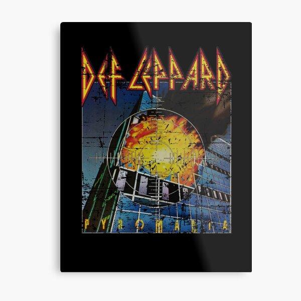 Pyromania Metal Print