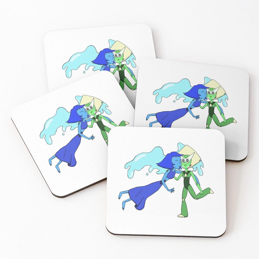 Lapidot  Coasters (Set of 4)
