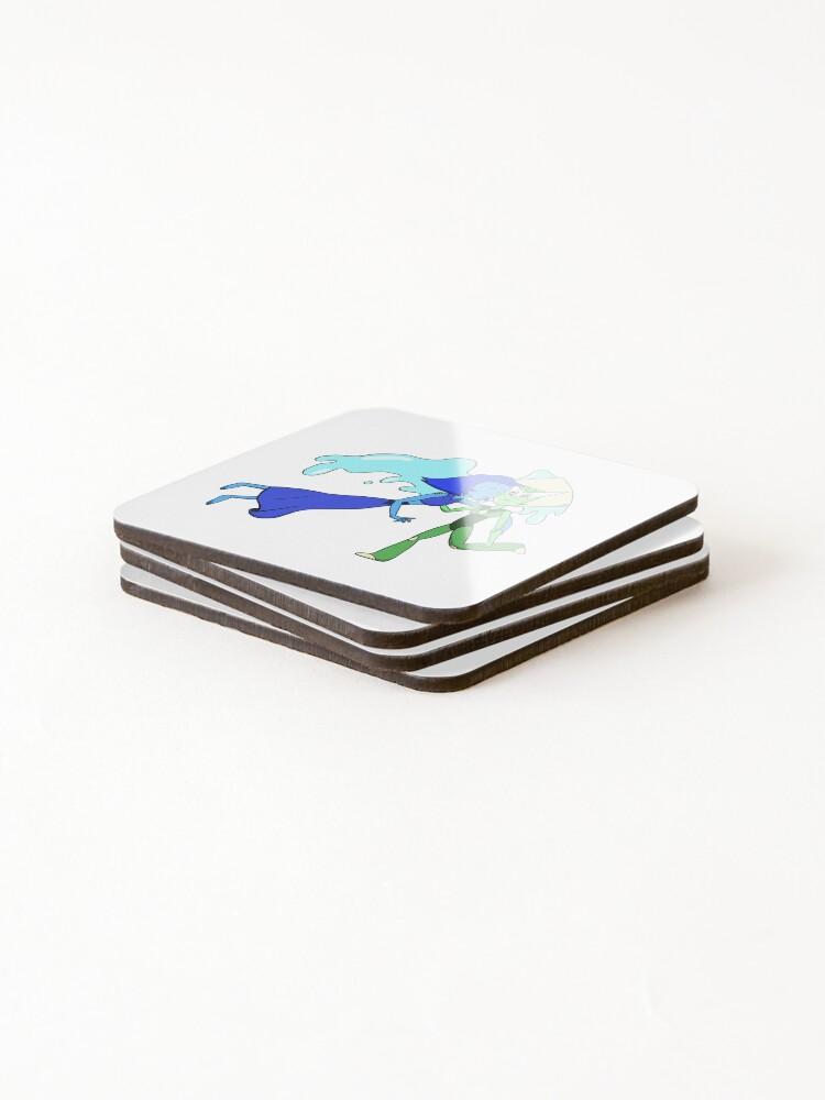 Alternate view of Lapidot  Coasters (Set of 4)
