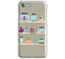 Witchy Shelves iPhone Case/Skin