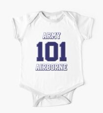 Army 101 Airborne One Piece - Short Sleeve