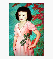 Lucky You Photographic Print