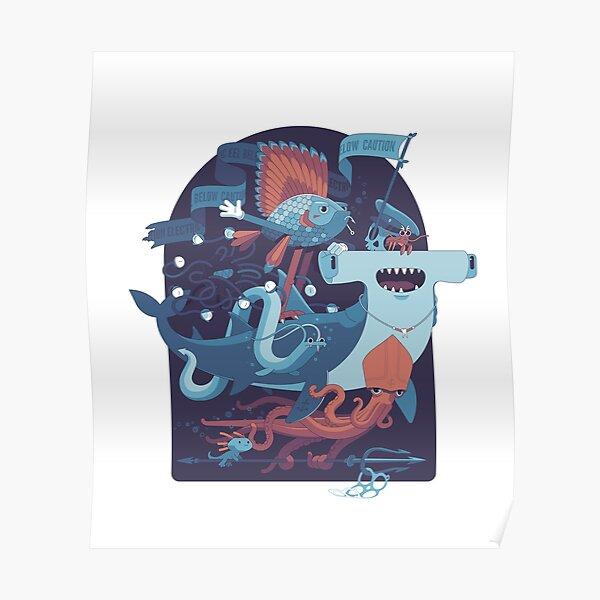 Sea Mob Poster