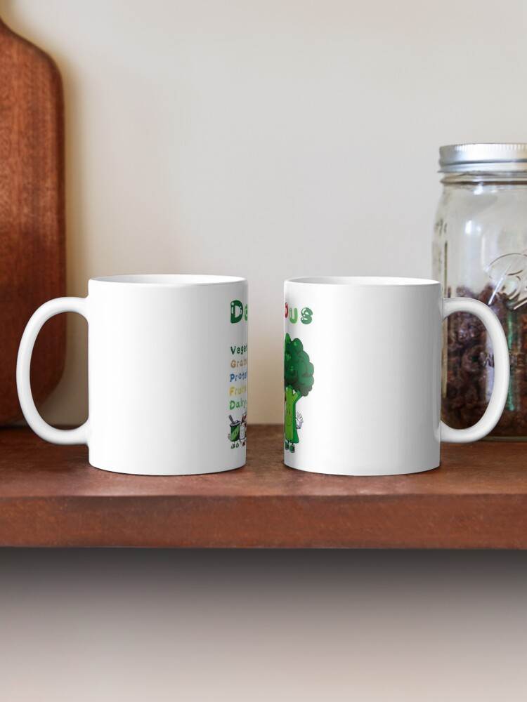 Alternate view of DELICIOUS Food Group T-Shirts PLUS more stuff Mug