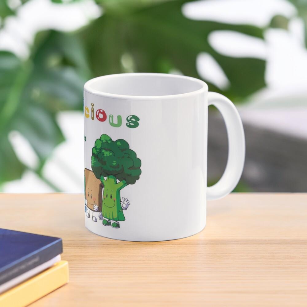 DELICIOUS Food Group T-Shirts PLUS more stuff Mug