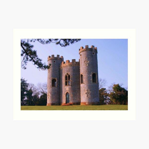 Blaise Castle at First Light Art Print