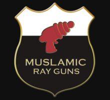'Muslamic Ray Guns' Emblem