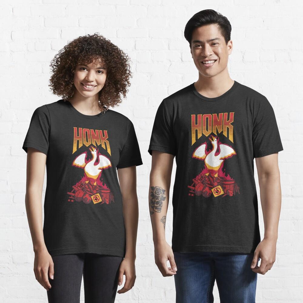 Untitled Goose Game Funny DOOM game design Essential T-Shirt