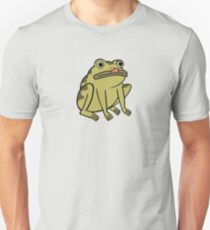 Frog Derp - Over the Garden Wall Slim Fit T-Shirt