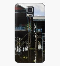 A house on stilts Case/Skin for Samsung Galaxy