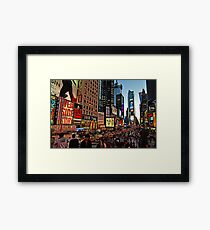 This is New York Framed Print
