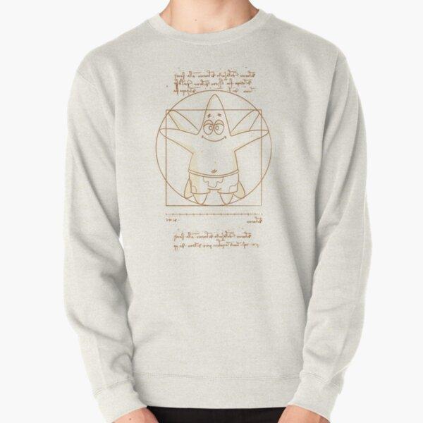 Vitruvian Starfish Pullover Sweatshirt
