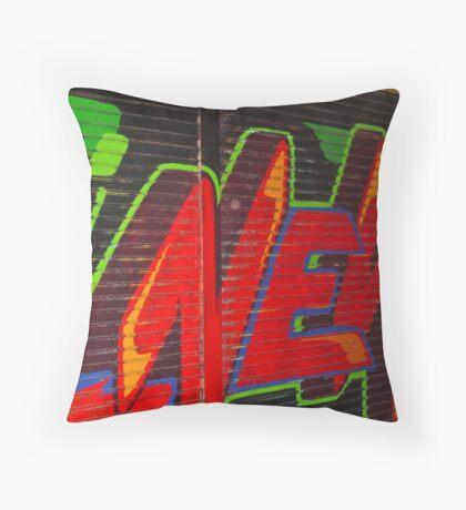 New... Throw Pillow