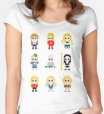 It's Britney! Women's Fitted Scoop T-Shirt