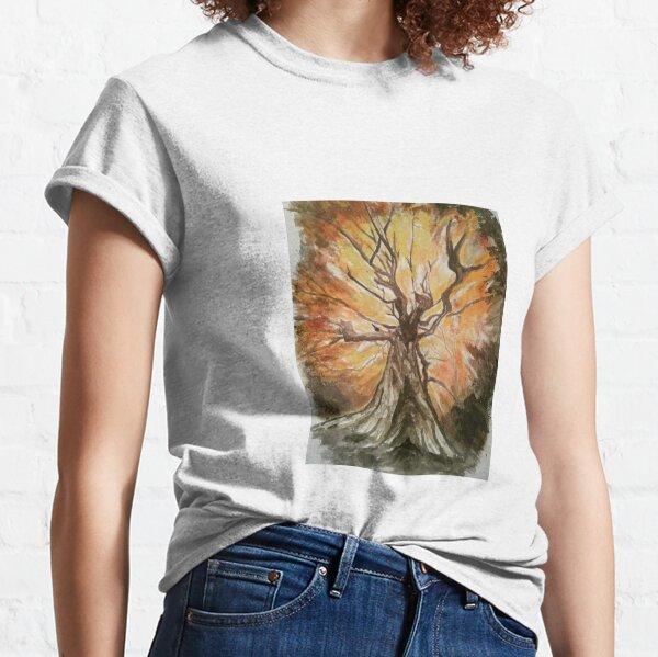 Fire tree Classic T-Shirt