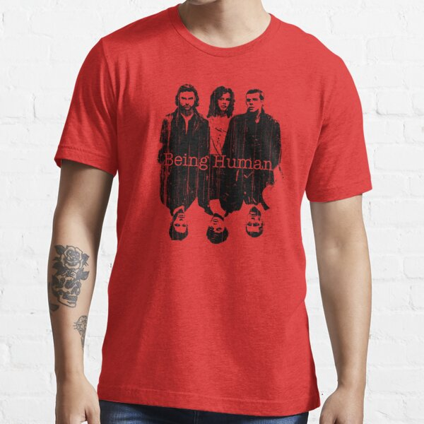 A Vampire, a Ghost and a Werewolf. 1st Generation Essential T-Shirt
