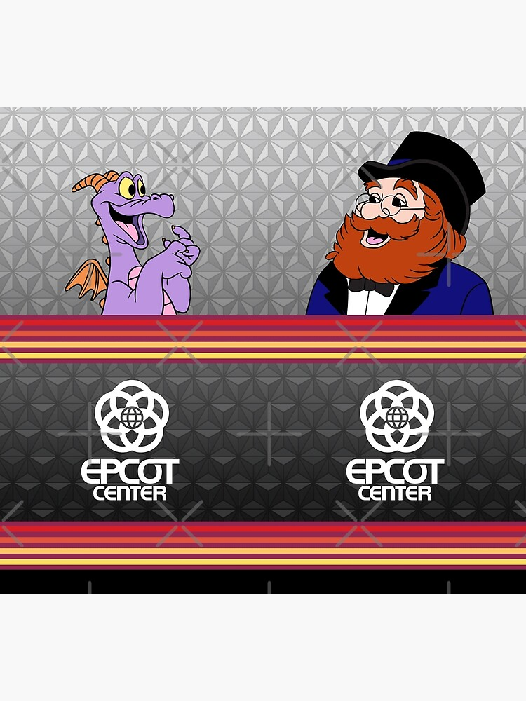 Figment and Dreamfinder by Figmentwdw1982